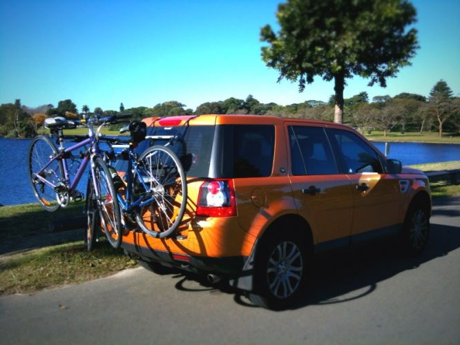 Freel2 Com View Topic Thule Cycle Carrier
