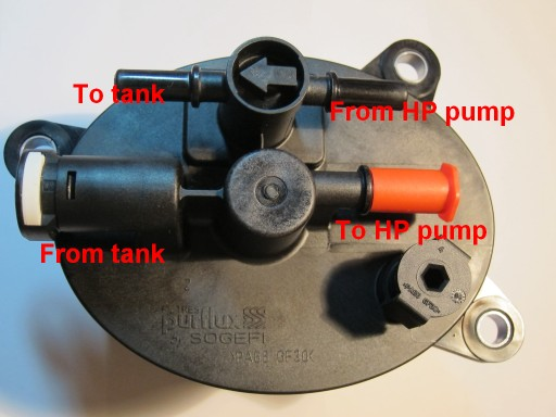 Freel2.com - View topic - Fuel Filter Change