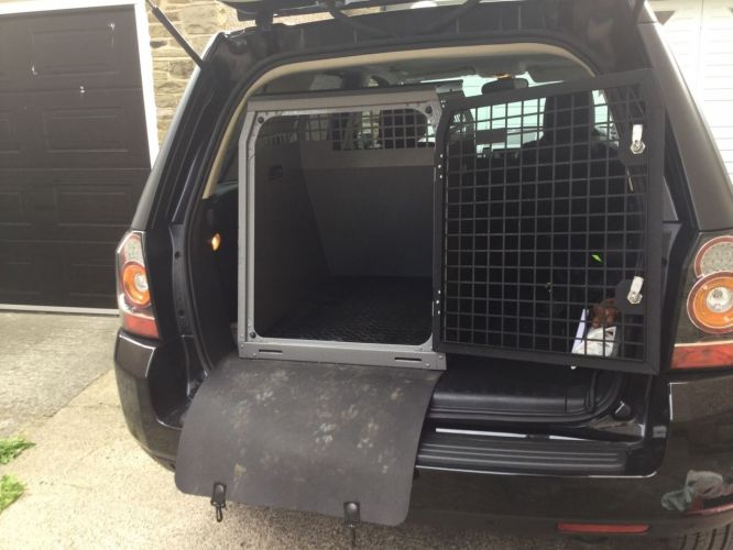 Dog Cage For Freelander  For Sale