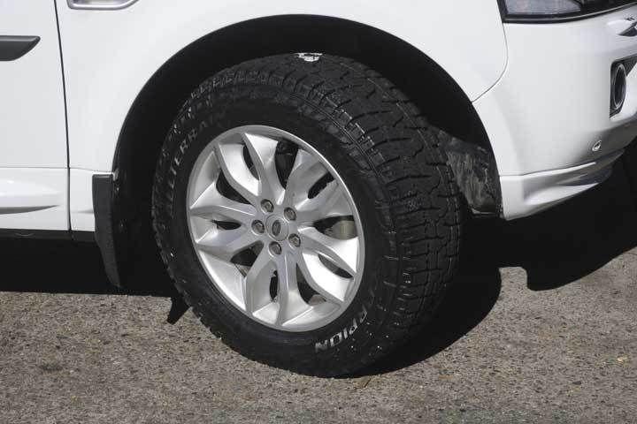 Freel2 Com View Topic 18 Quot Rims 255 60 R18 Pirelli