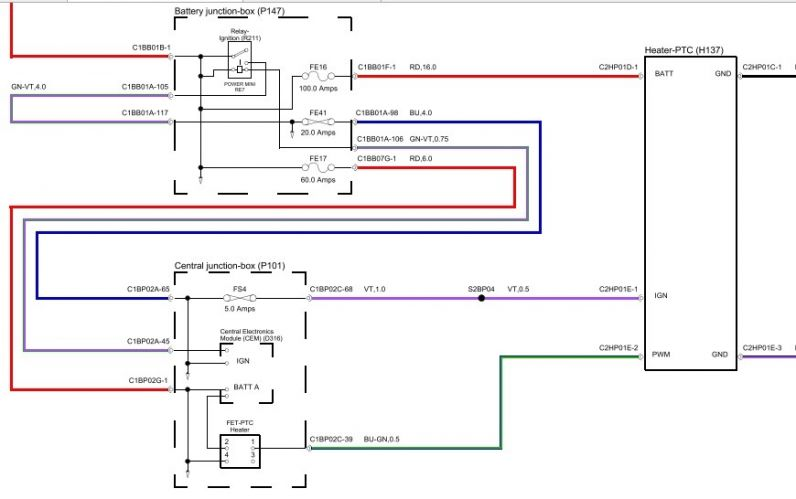 normal_Heater Schematic freel2 com view topic electric boost (ptc) heater troubleshooting coachmen freelander wiring diagrams at nearapp.co